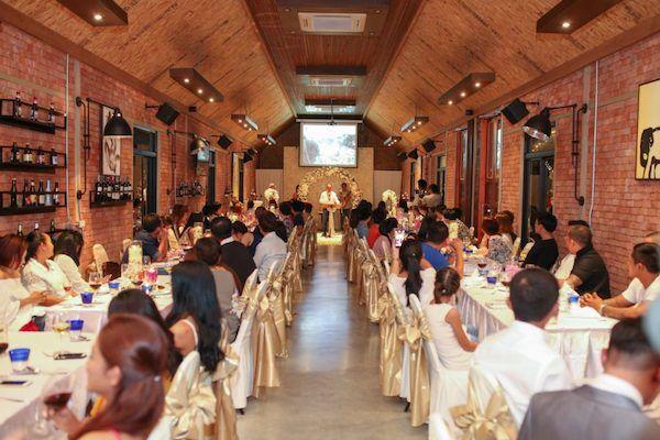 婚礼和活动