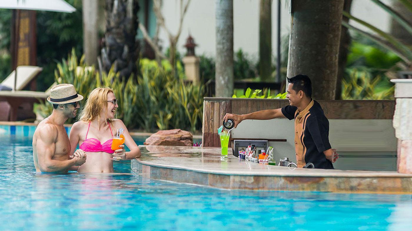 The Ravindra Beach Resort & Spa Pattaya