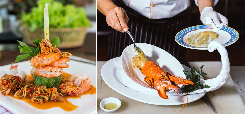 Na Jomtien Beachfront Restaurant
