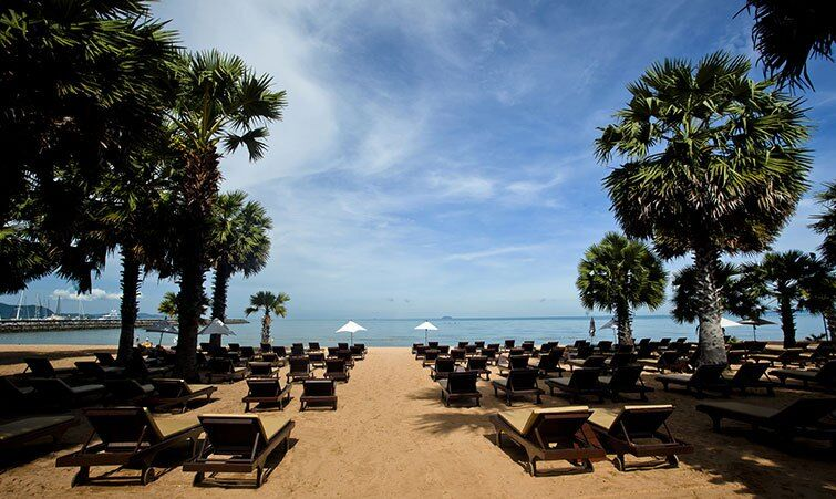 Na Jomtien Beach Front Resort