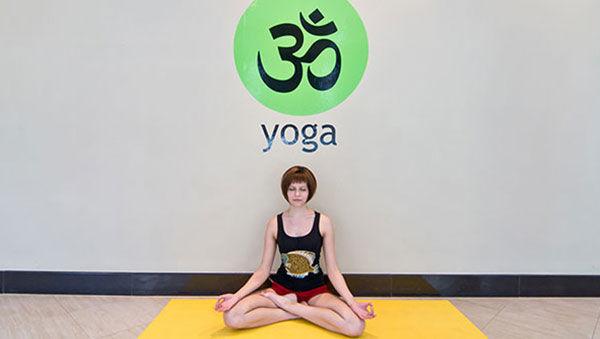 Yoga Morning Exercise